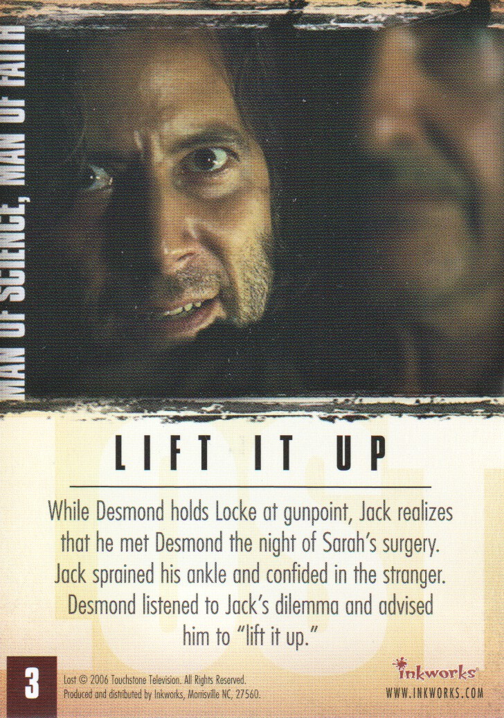 2006-Lost-Season-2-Trading-Cards-Pick-From-List miniature 7