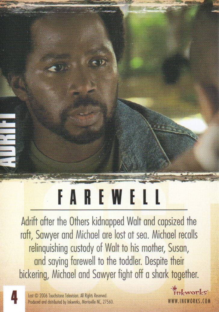 2006-Lost-Season-2-Trading-Cards-Pick-From-List miniature 9
