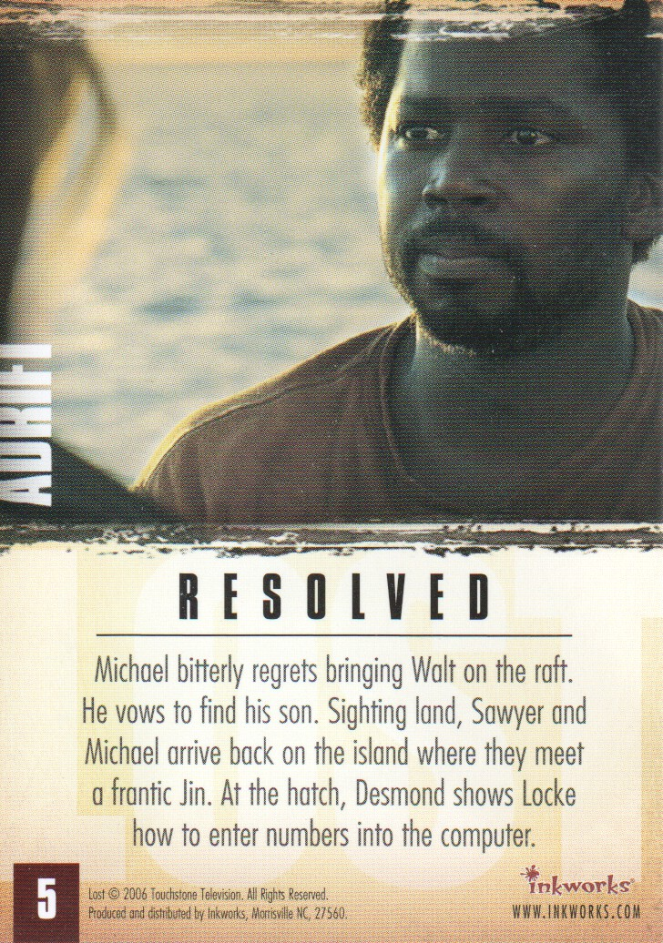 2006-Lost-Season-2-Trading-Cards-Pick-From-List miniature 11