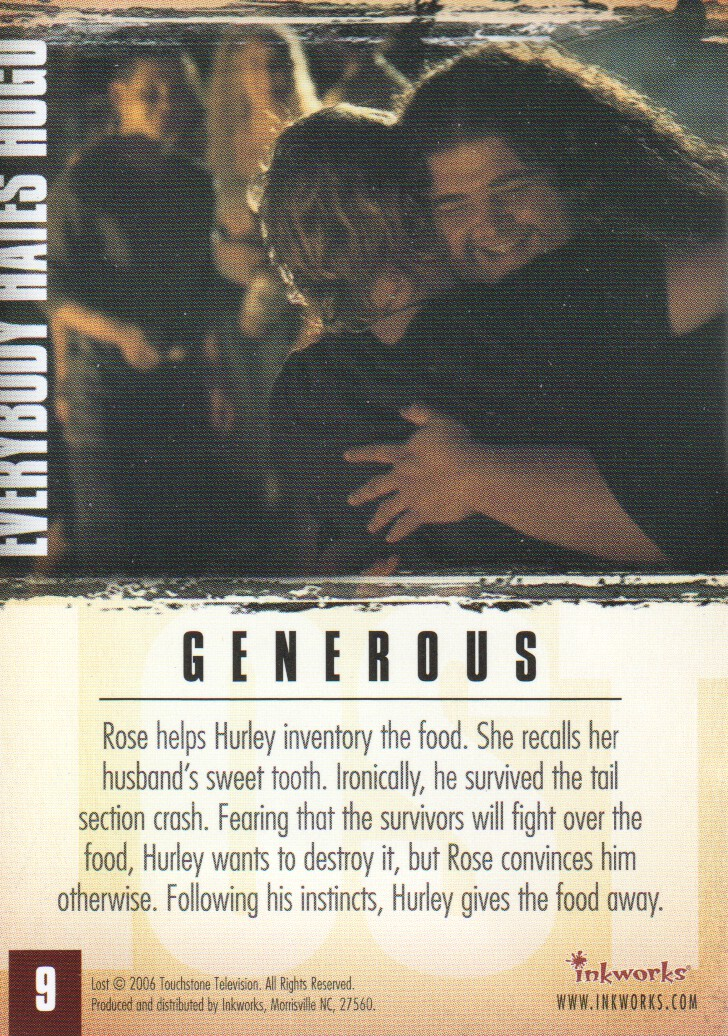 2006-Lost-Season-2-Trading-Cards-Pick-From-List miniature 19