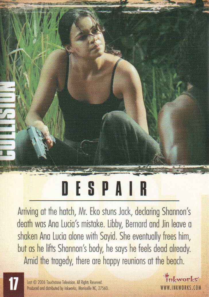 2006-Lost-Season-2-Trading-Cards-Pick-From-List miniature 35
