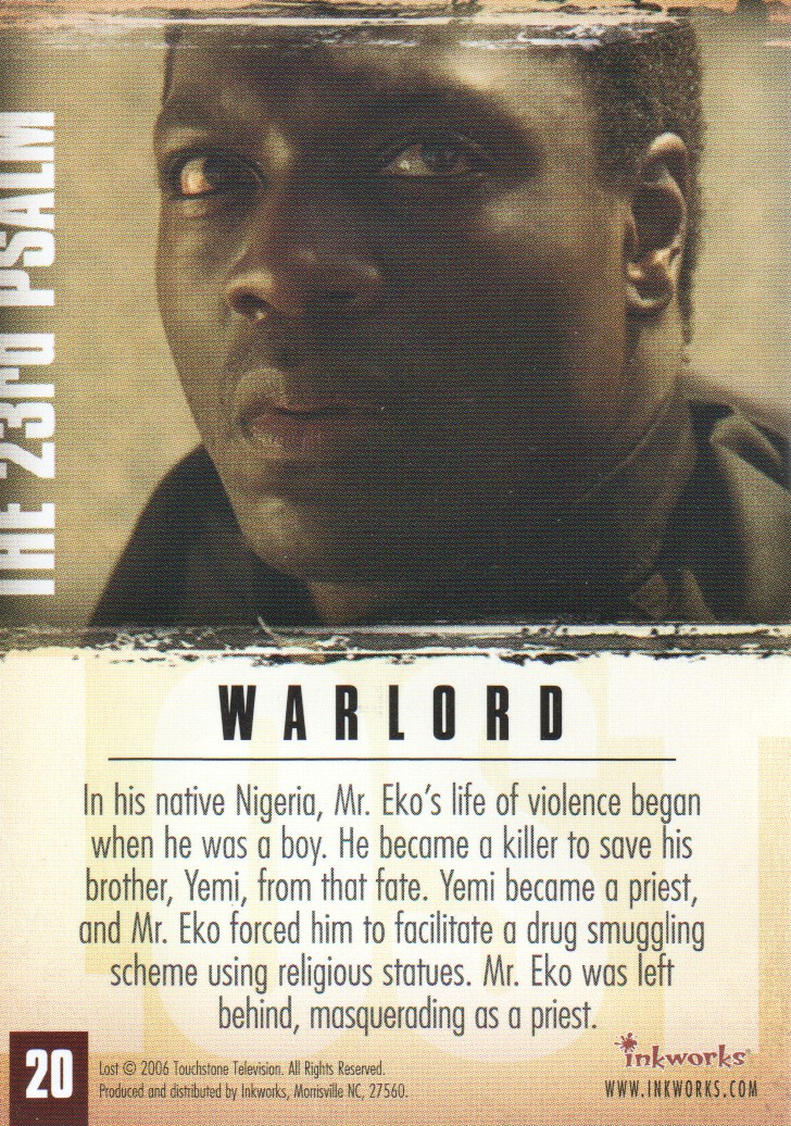 2006-Lost-Season-2-Trading-Cards-Pick-From-List miniature 41