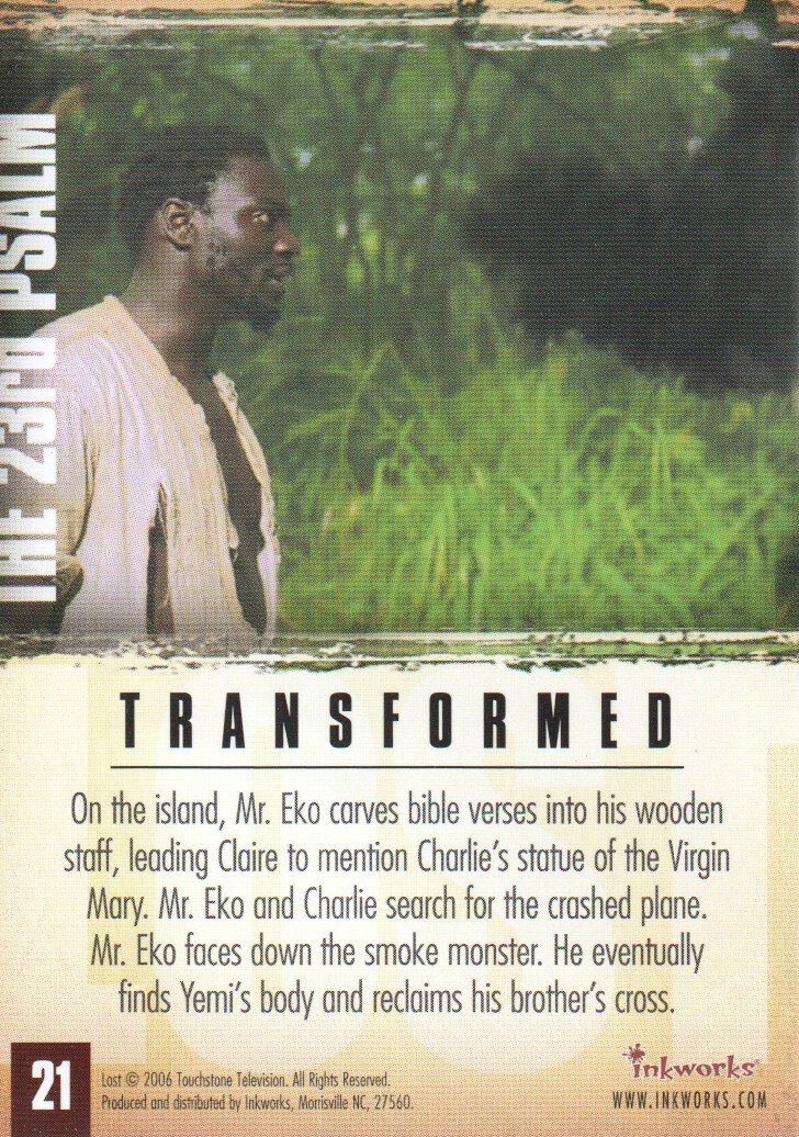 2006-Lost-Season-2-Trading-Cards-Pick-From-List miniature 43