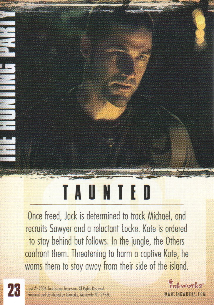 2006-Lost-Season-2-Trading-Cards-Pick-From-List miniature 47