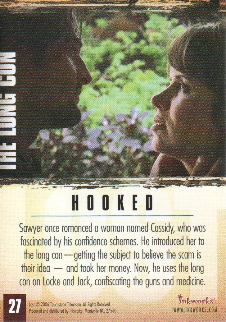 2006-Lost-Season-2-Trading-Cards-Pick-From-List miniature 55