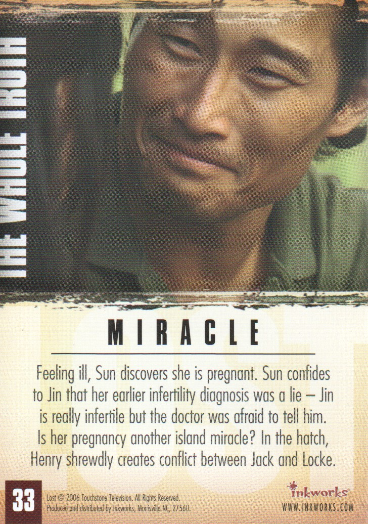2006-Lost-Season-2-Trading-Cards-Pick-From-List miniature 67