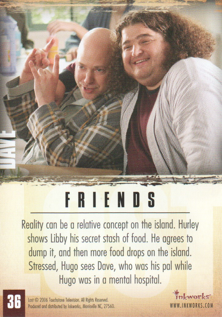 2006-Lost-Season-2-Trading-Cards-Pick-From-List miniature 73
