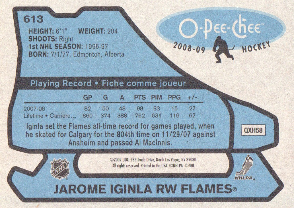 2008-09-O-Pee-Chee-OPC-1979-80-Retro-Parallel-Hockey-Cards-Pick-From-List miniature 179