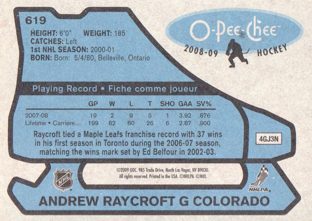 2008-09-O-Pee-Chee-OPC-1979-80-Retro-Parallel-Hockey-Cards-Pick-From-List miniature 185