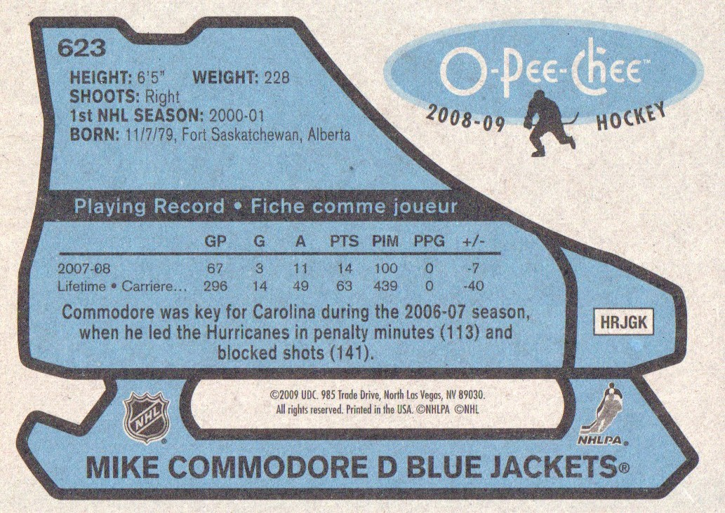 2008-09-O-Pee-Chee-OPC-1979-80-Retro-Parallel-Hockey-Cards-Pick-From-List miniature 187