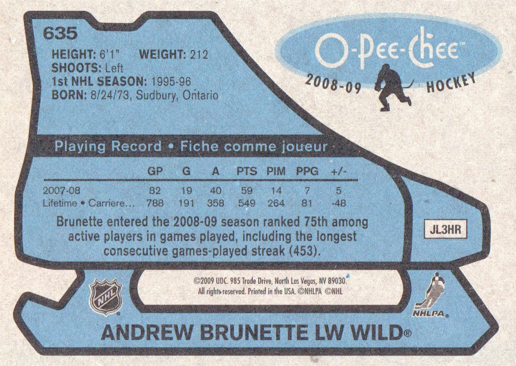 2008-09-O-Pee-Chee-OPC-1979-80-Retro-Parallel-Hockey-Cards-Pick-From-List miniature 195