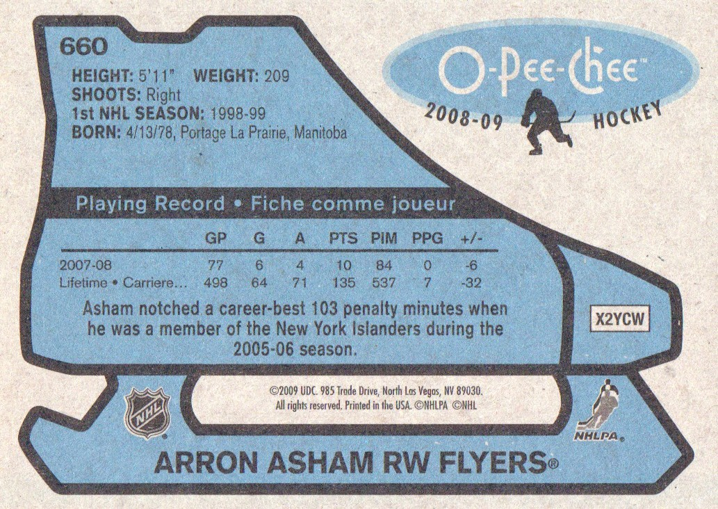 2008-09-O-Pee-Chee-OPC-1979-80-Retro-Parallel-Hockey-Cards-Pick-From-List miniature 217