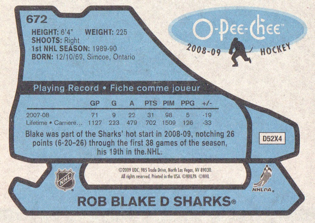 2008-09-O-Pee-Chee-OPC-1979-80-Retro-Parallel-Hockey-Cards-Pick-From-List miniature 221