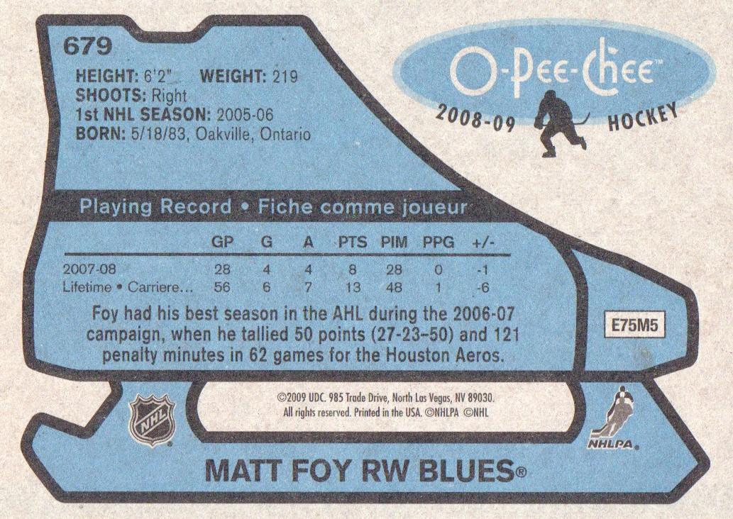 2008-09-O-Pee-Chee-OPC-1979-80-Retro-Parallel-Hockey-Cards-Pick-From-List miniature 229
