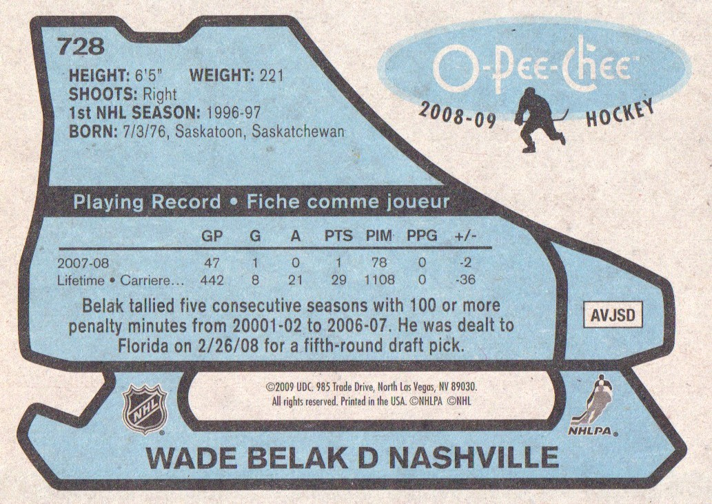 2008-09-O-Pee-Chee-OPC-1979-80-Retro-Parallel-Hockey-Cards-Pick-From-List miniature 265