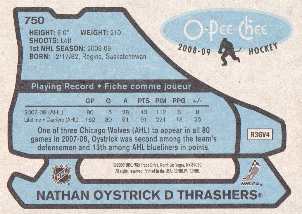 2008-09-O-Pee-Chee-OPC-1979-80-Retro-Parallel-Hockey-Cards-Pick-From-List miniature 277