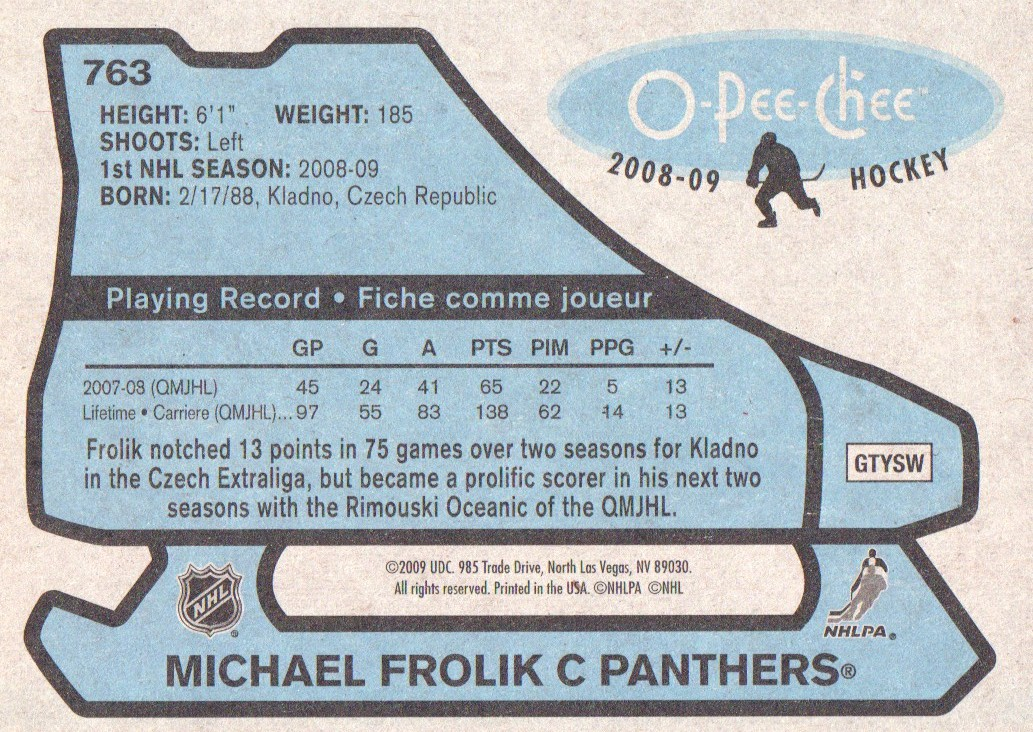 2008-09-O-Pee-Chee-OPC-1979-80-Retro-Parallel-Hockey-Cards-Pick-From-List miniature 289