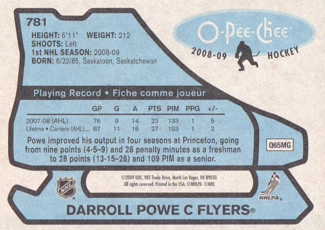 2008-09-O-Pee-Chee-OPC-1979-80-Retro-Parallel-Hockey-Cards-Pick-From-List miniature 301