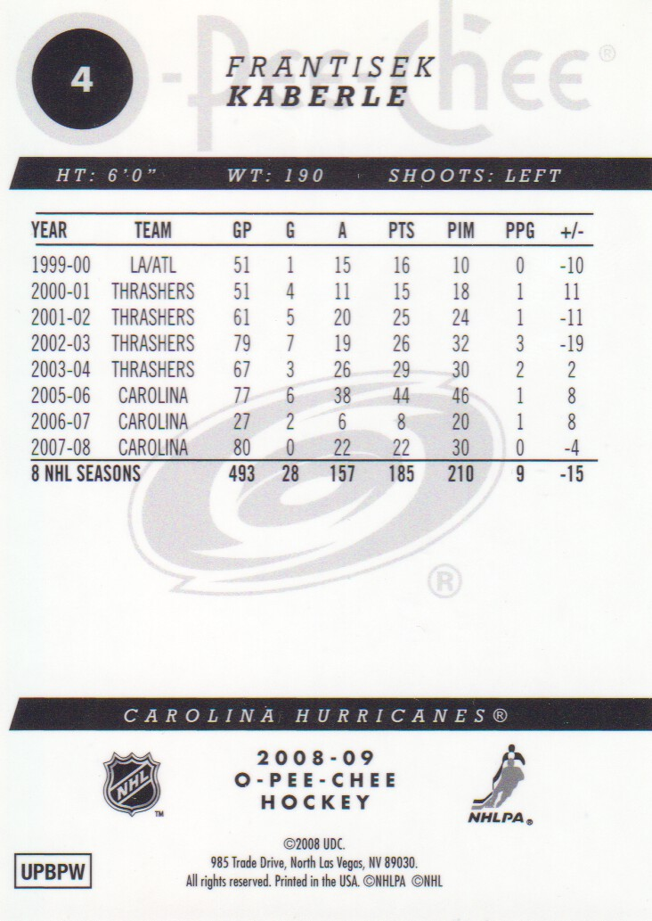 2008-09-O-Pee-Chee-OPC-Metal-Parallel-Hockey-Cards-Pick-From-List thumbnail 3