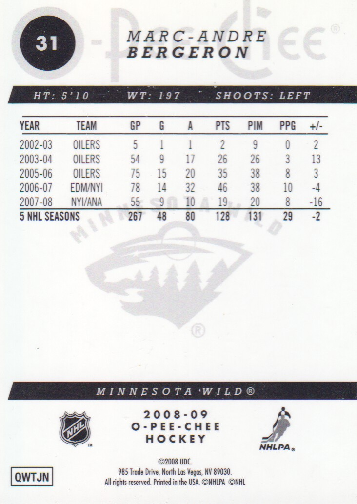 2008-09-O-Pee-Chee-OPC-Metal-Parallel-Hockey-Cards-Pick-From-List thumbnail 17