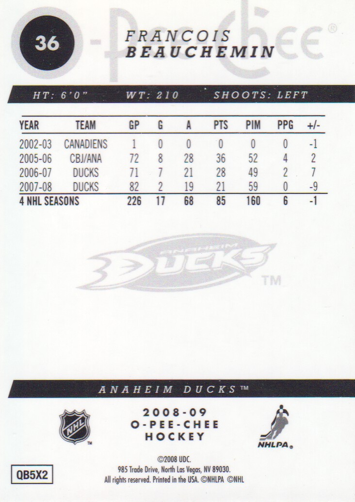 2008-09-O-Pee-Chee-OPC-Metal-Parallel-Hockey-Cards-Pick-From-List thumbnail 21