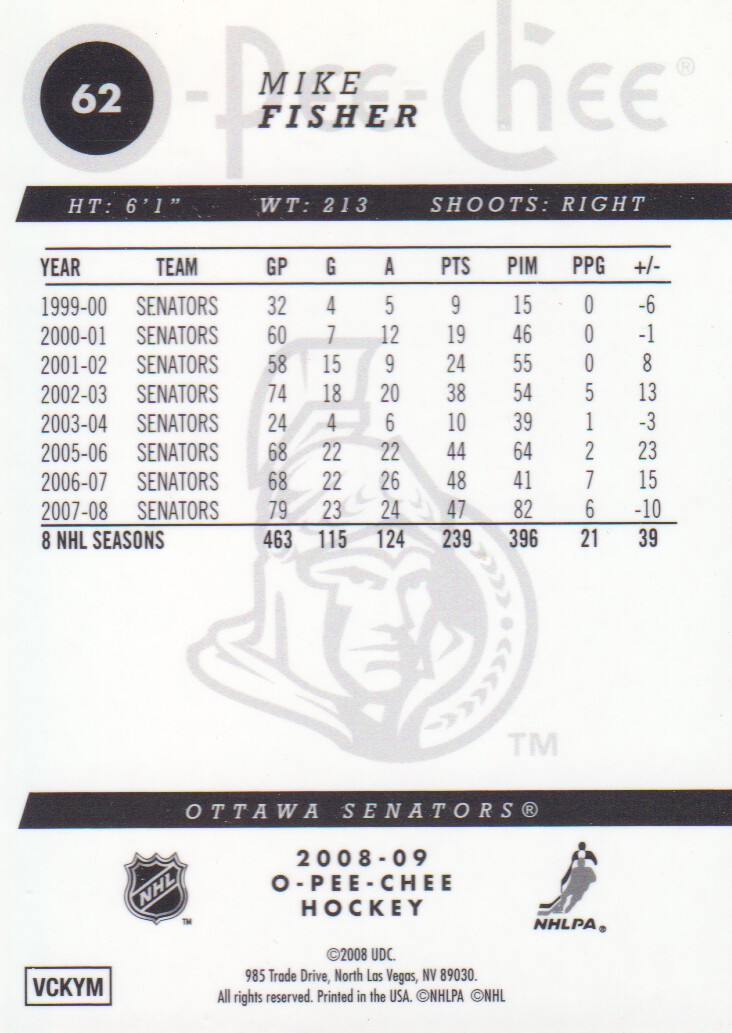 2008-09-O-Pee-Chee-OPC-Metal-Parallel-Hockey-Cards-Pick-From-List thumbnail 35