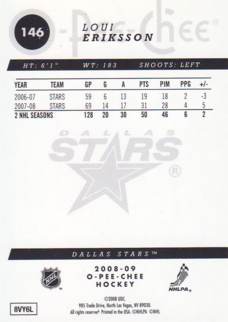 2008-09-O-Pee-Chee-OPC-Metal-Parallel-Hockey-Cards-Pick-From-List thumbnail 53