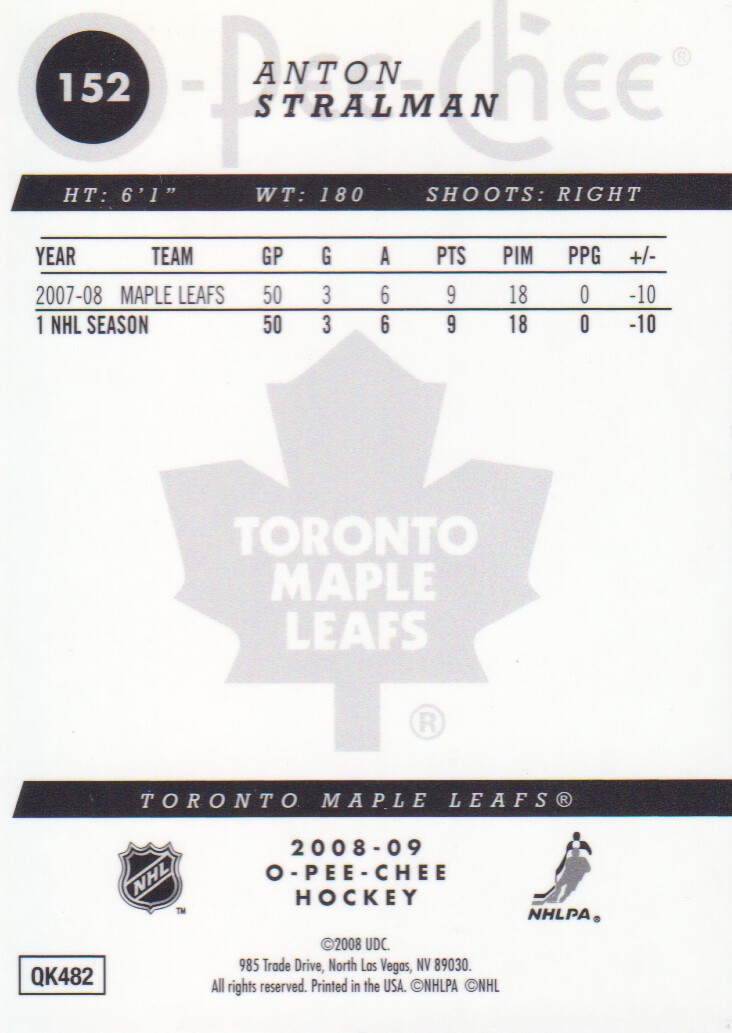 2008-09-O-Pee-Chee-OPC-Metal-Parallel-Hockey-Cards-Pick-From-List thumbnail 57