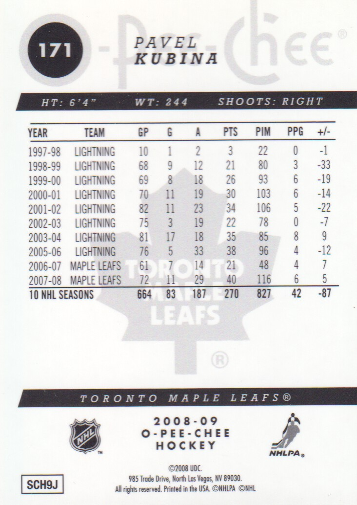 2008-09-O-Pee-Chee-OPC-Metal-Parallel-Hockey-Cards-Pick-From-List thumbnail 63