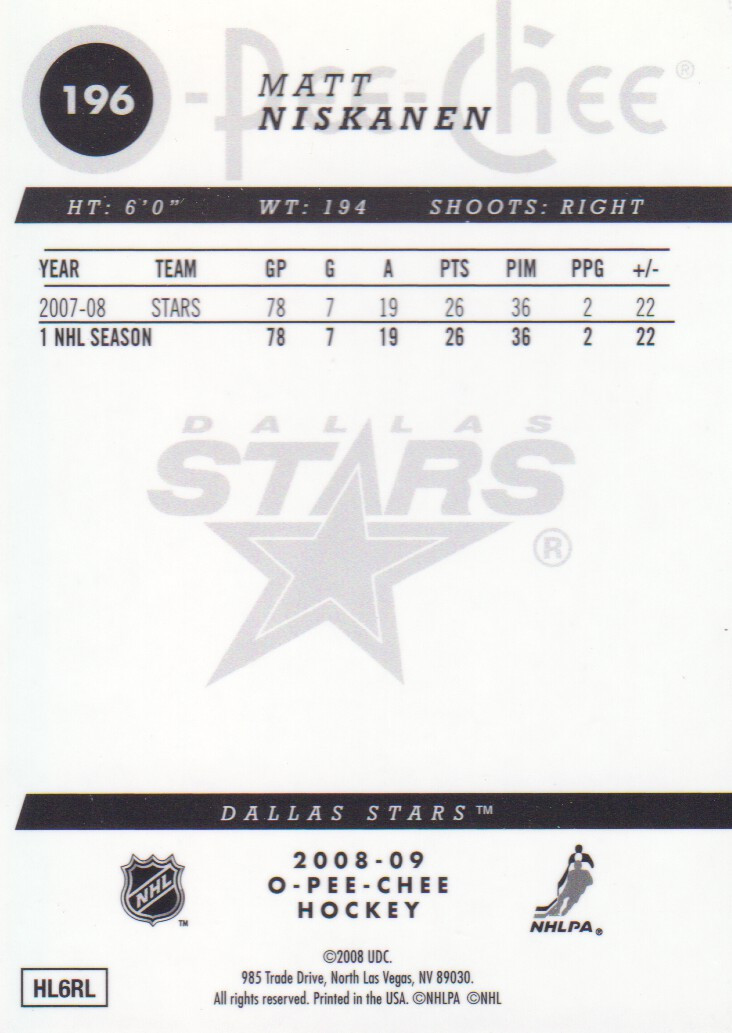 2008-09-O-Pee-Chee-OPC-Metal-Parallel-Hockey-Cards-Pick-From-List thumbnail 71
