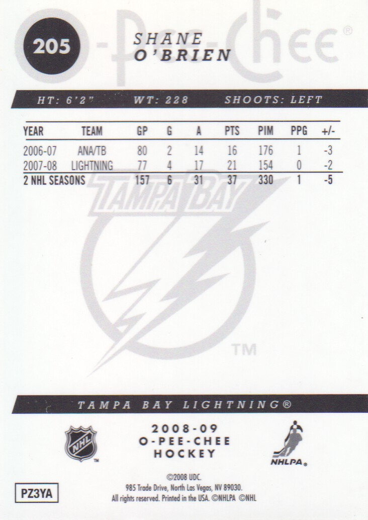 2008-09-O-Pee-Chee-OPC-Metal-Parallel-Hockey-Cards-Pick-From-List thumbnail 79