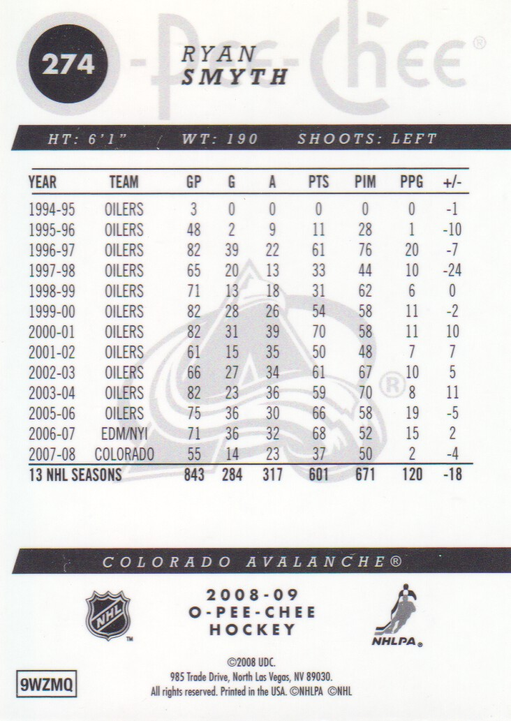 2008-09-O-Pee-Chee-OPC-Metal-Parallel-Hockey-Cards-Pick-From-List thumbnail 97
