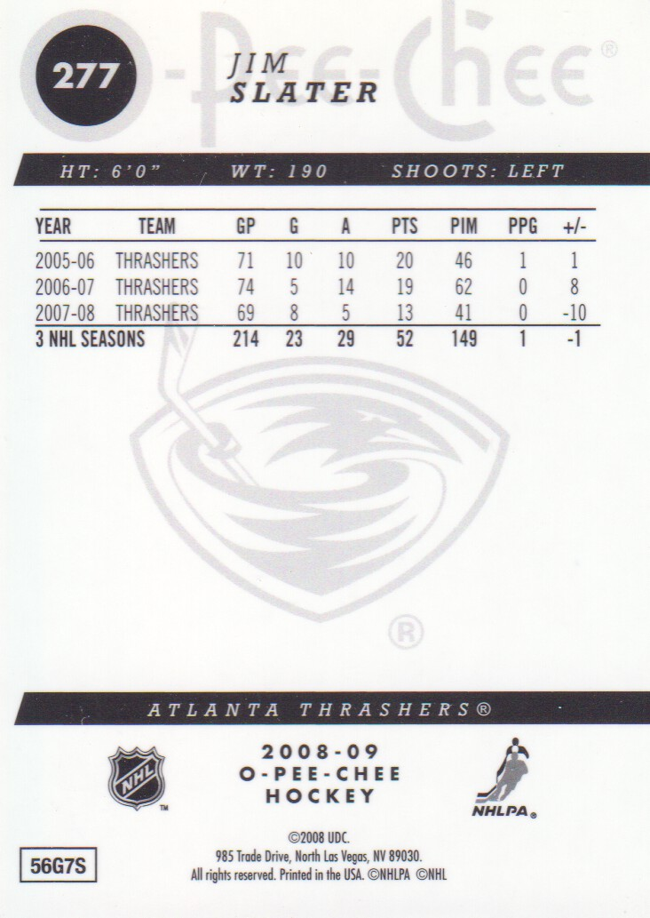 2008-09-O-Pee-Chee-OPC-Metal-Parallel-Hockey-Cards-Pick-From-List thumbnail 99
