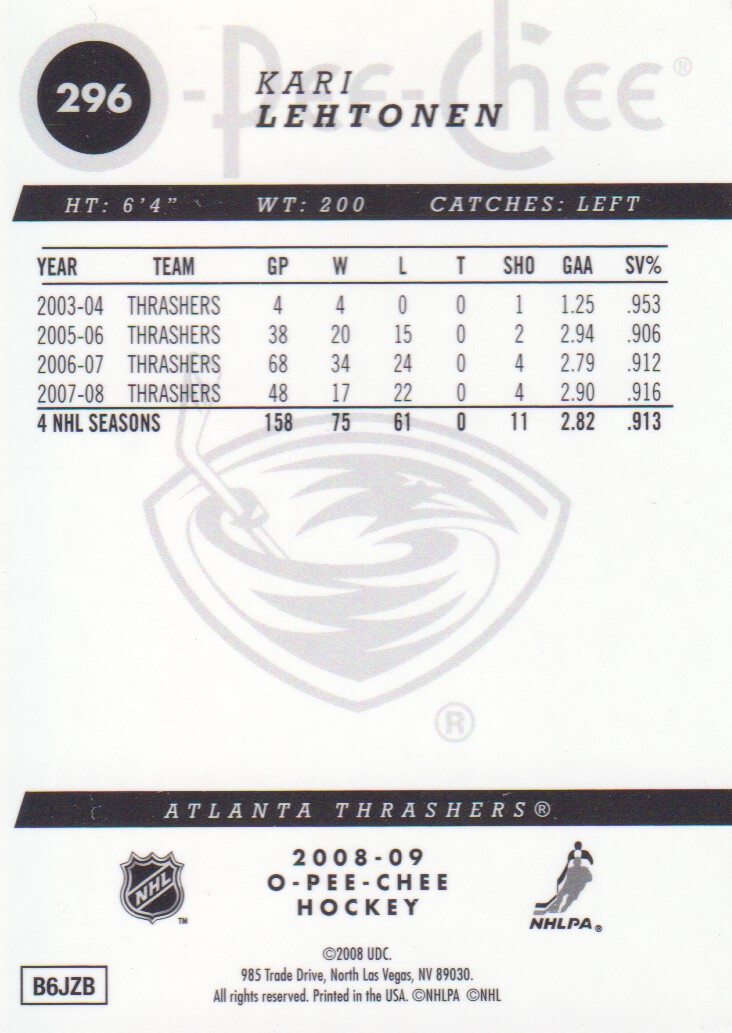 2008-09-O-Pee-Chee-OPC-Metal-Parallel-Hockey-Cards-Pick-From-List thumbnail 105