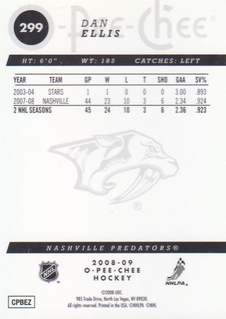 2008-09-O-Pee-Chee-OPC-Metal-Parallel-Hockey-Cards-Pick-From-List thumbnail 107