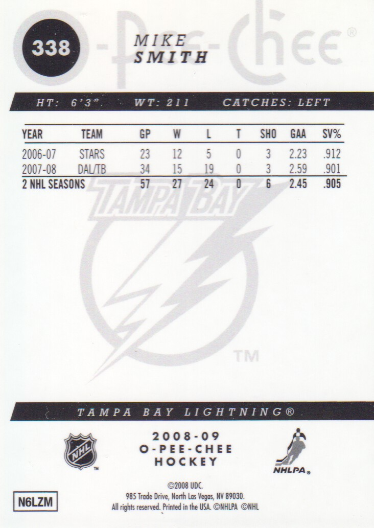 2008-09-O-Pee-Chee-OPC-Metal-Parallel-Hockey-Cards-Pick-From-List thumbnail 117