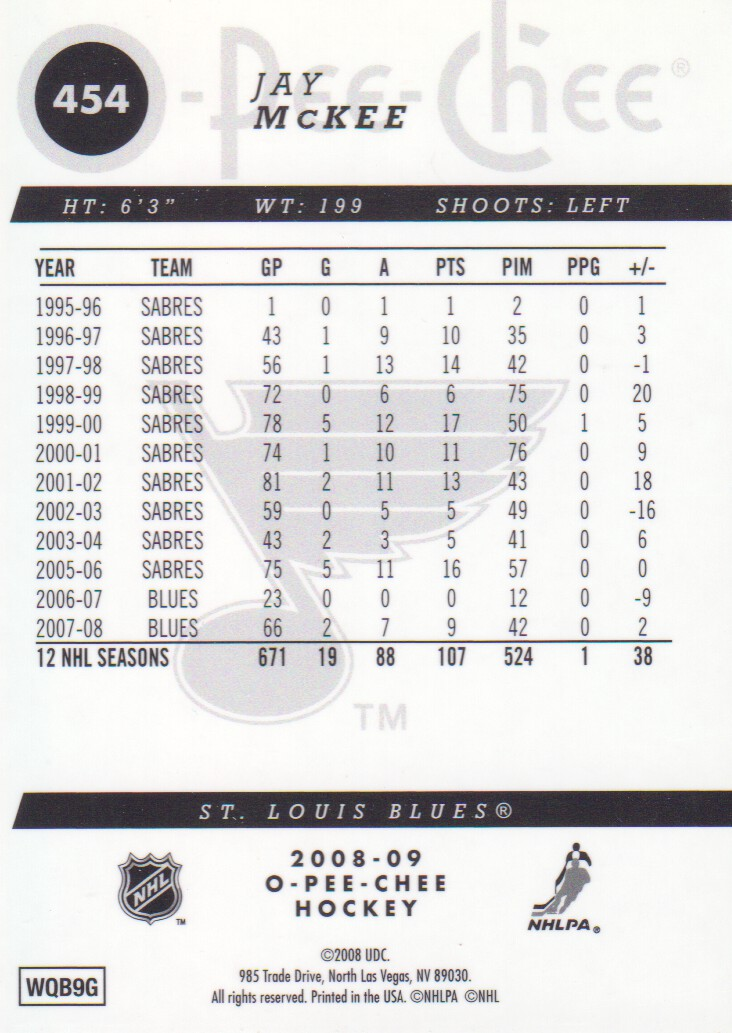 2008-09-O-Pee-Chee-OPC-Metal-Parallel-Hockey-Cards-Pick-From-List thumbnail 159