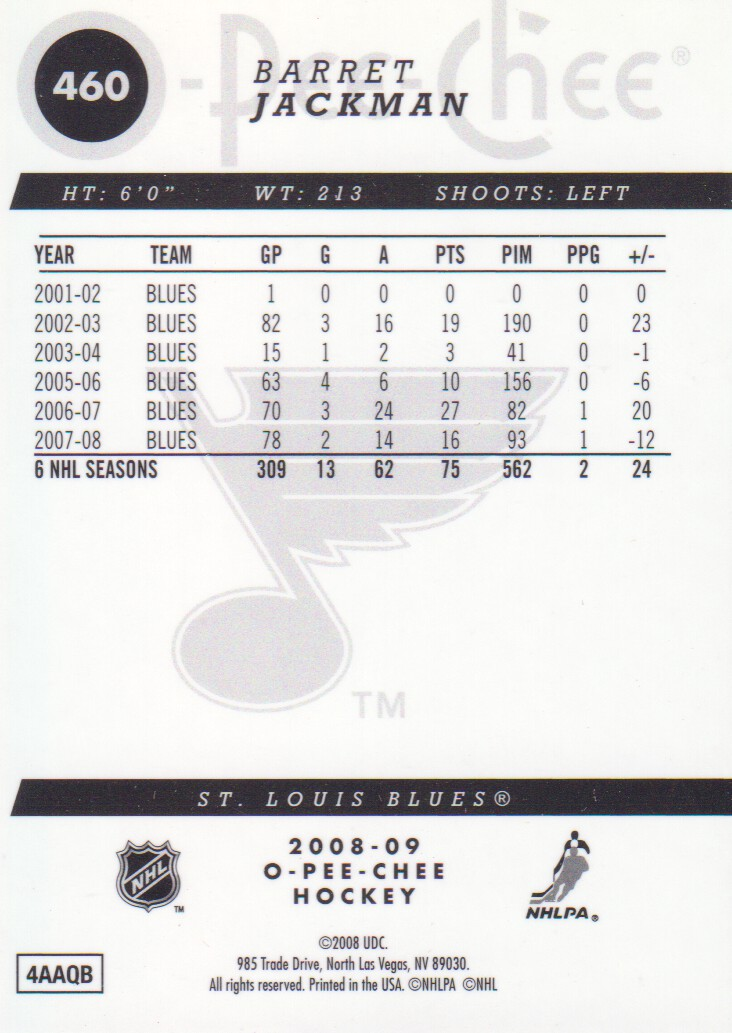2008-09-O-Pee-Chee-OPC-Metal-Parallel-Hockey-Cards-Pick-From-List thumbnail 163