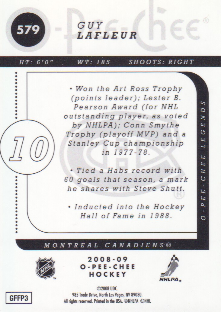 2008-09-O-Pee-Chee-OPC-Metal-Parallel-Hockey-Cards-Pick-From-List thumbnail 197