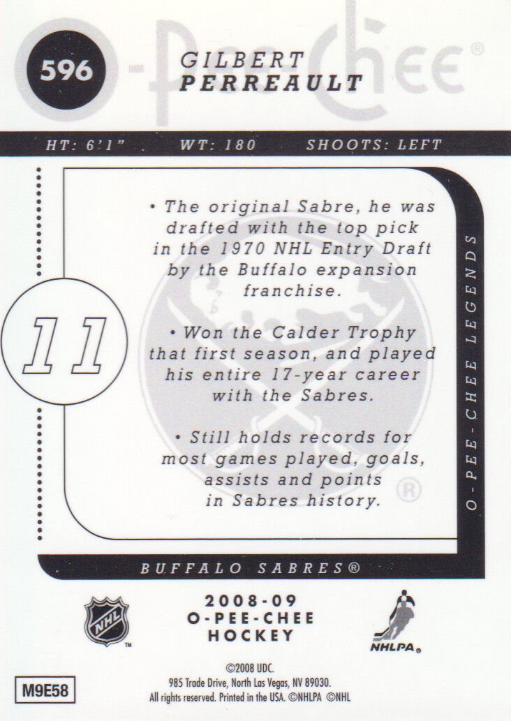 2008-09-O-Pee-Chee-OPC-Metal-Parallel-Hockey-Cards-Pick-From-List thumbnail 203
