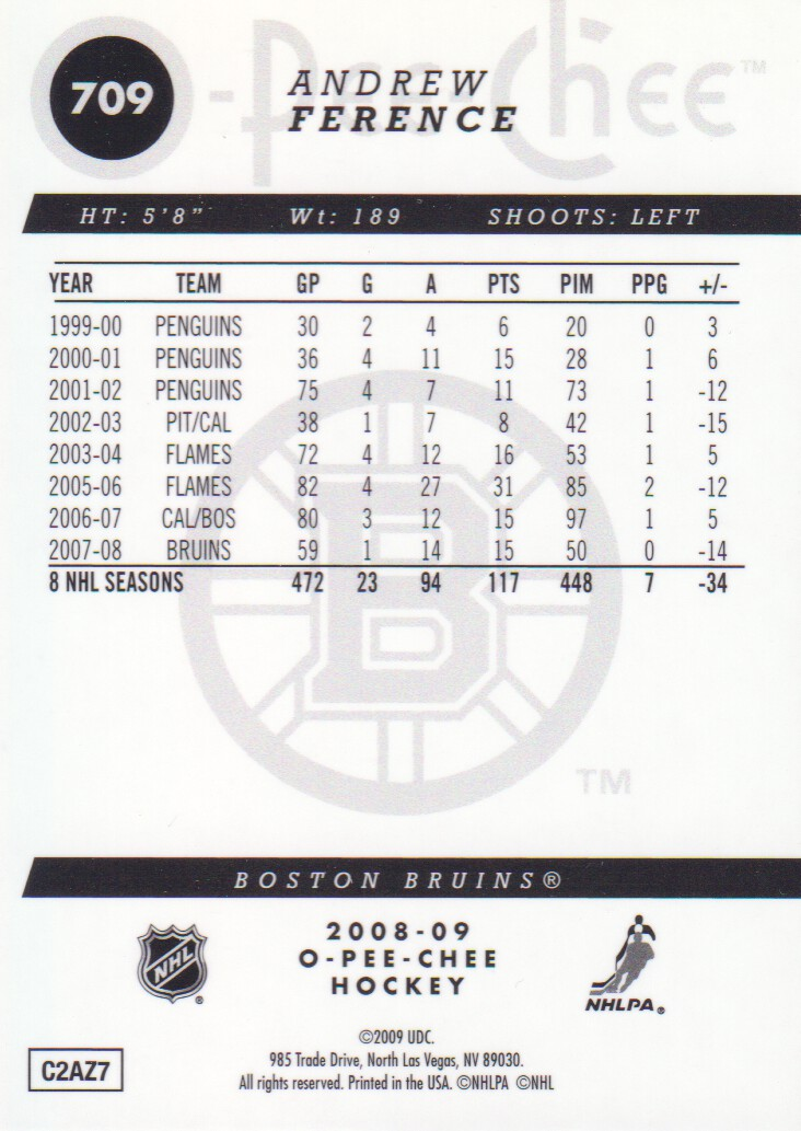 2008-09-O-Pee-Chee-OPC-Metal-Parallel-Hockey-Cards-Pick-From-List thumbnail 231