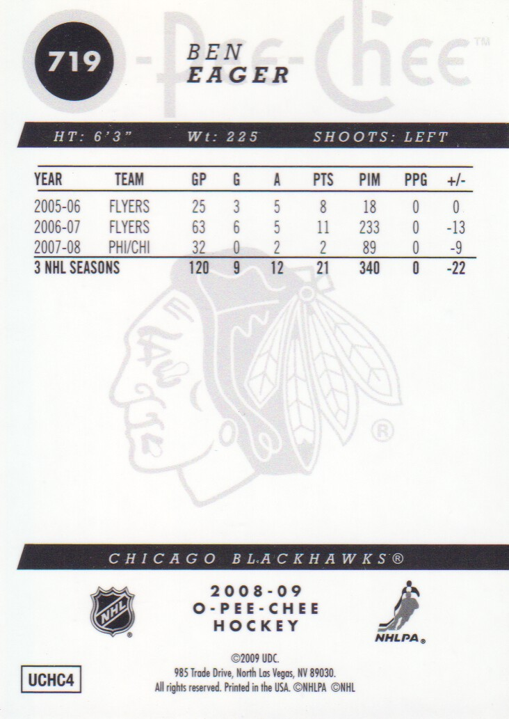 2008-09-O-Pee-Chee-OPC-Metal-Parallel-Hockey-Cards-Pick-From-List thumbnail 235