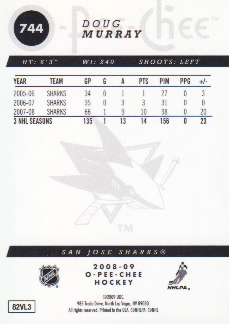 2008-09-O-Pee-Chee-OPC-Metal-Parallel-Hockey-Cards-Pick-From-List thumbnail 239