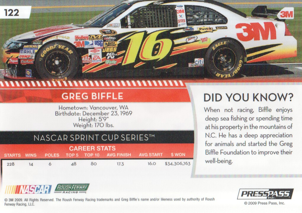 2009-Press-Pass-Parallels-NASCAR-Racing-Cards-Pick-From-List thumbnail 101