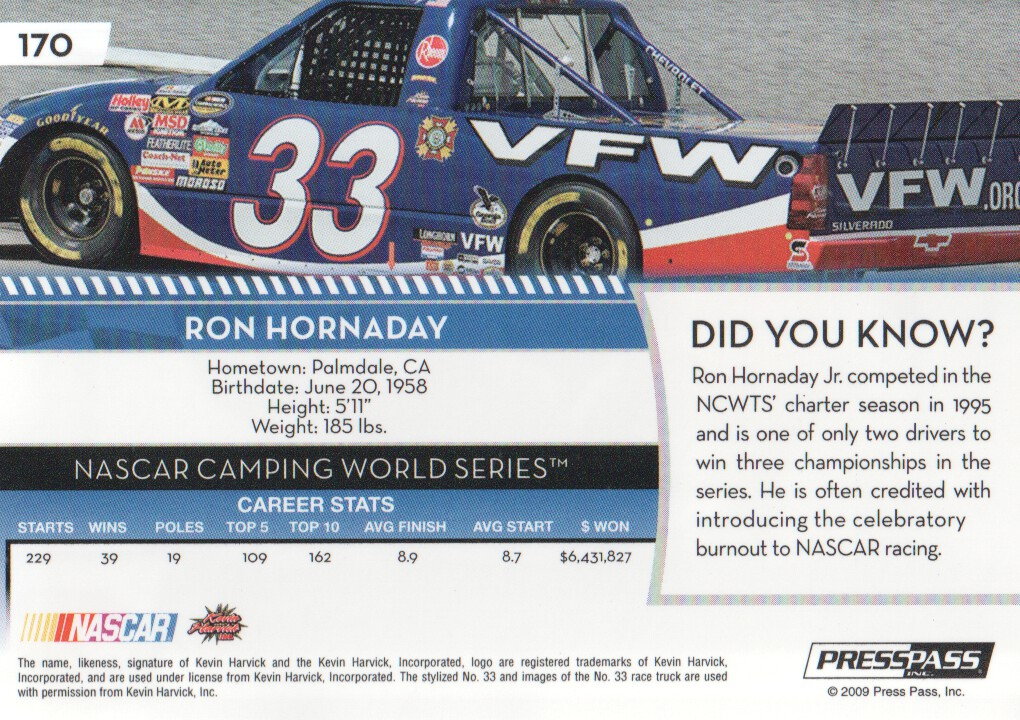 2009-Press-Pass-Parallels-NASCAR-Racing-Cards-Pick-From-List thumbnail 177