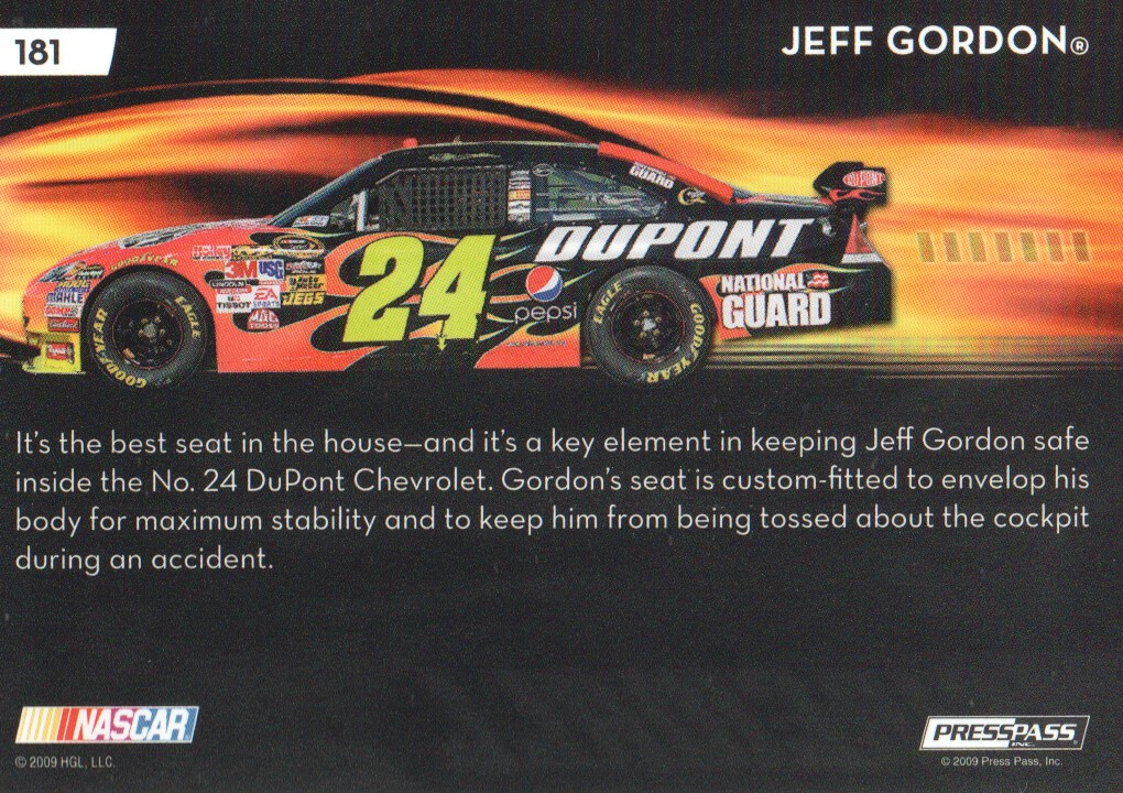 2009-Press-Pass-Parallels-NASCAR-Racing-Cards-Pick-From-List thumbnail 193