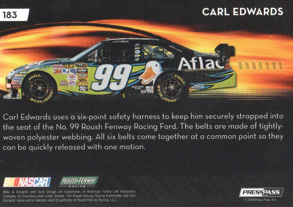 2009-Press-Pass-Parallels-NASCAR-Racing-Cards-Pick-From-List thumbnail 195