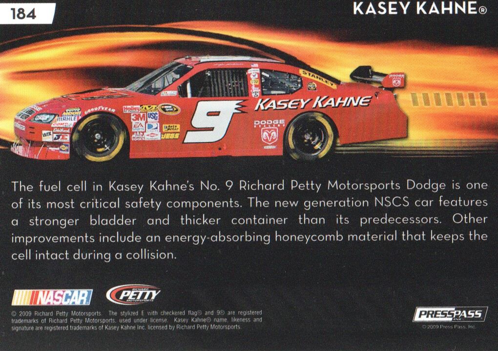 2009-Press-Pass-Parallels-NASCAR-Racing-Cards-Pick-From-List thumbnail 197