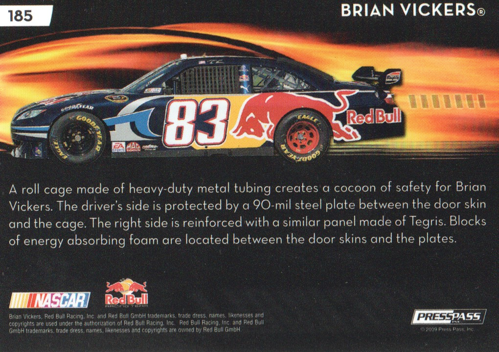 2009-Press-Pass-Parallels-NASCAR-Racing-Cards-Pick-From-List thumbnail 199