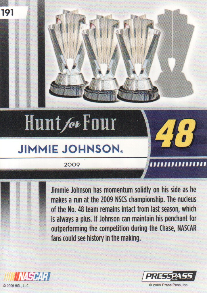 2009-Press-Pass-Parallels-NASCAR-Racing-Cards-Pick-From-List thumbnail 207